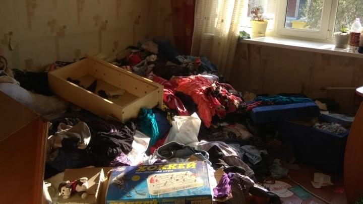 Житель Эльмаша обвинил бывшую жену в организации наркопритона в квартире их ребенка