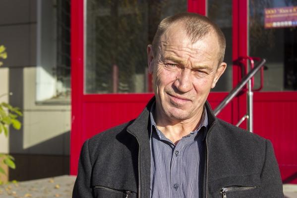 Владимир Зайченко утверждает, что не помнит, как избил бывшего свёкра дочери