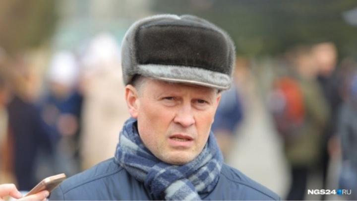 Экс-министр экологии перешел на работу в «Красноярскнефтепродукт»