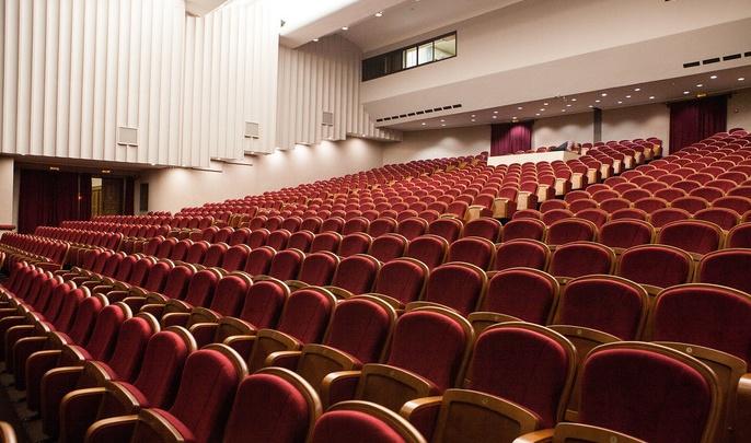 Музыкальный театр показал обновленный зрительный зал после ремонта