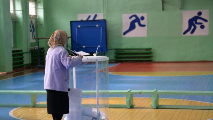 В Курганской области уже проголосовали на выборах 8 сентября более 18% избирателей