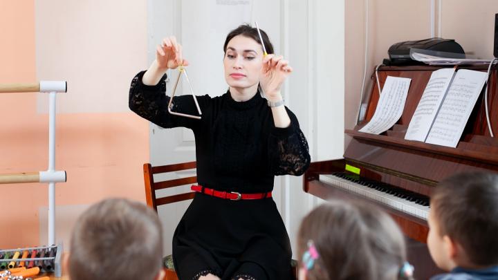 В лучшем детском саду Екатеринбурга объявили дополнительный набор