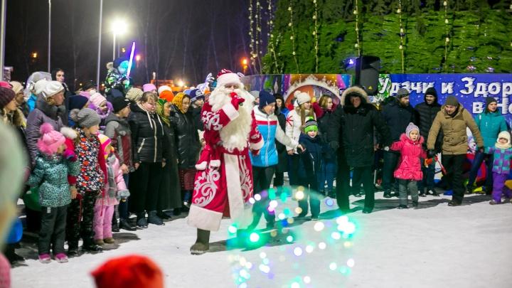 «Быстрее сверхзвукового перехватчика»: в СибГУ подсчитали скорость перемещения Деда Мороза по России