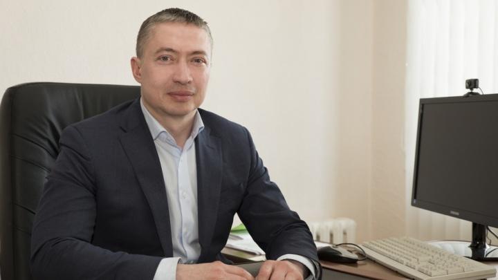 Бывший помощник Анатолия Локтя стал главой Первомайского района