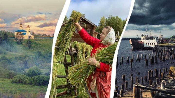 «Скайрим для нордов» и деревенские просторы: 10 фото Поморья, сделанных с любовью к северу