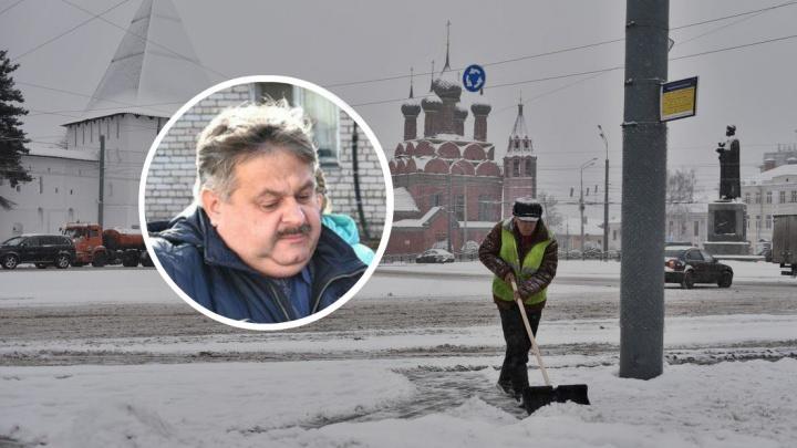 Директор «Спецавтохозяйства» вылетел с работы из-за плохой уборки города