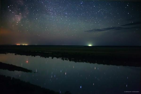 Александр Молокоедов не мыслит свою жизнь без звёзд и фотоаппарата