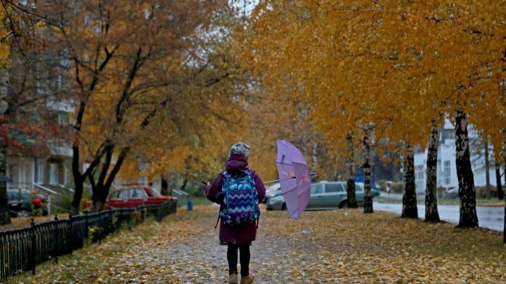 Похолодание в Башкирии: температура воздуха опустится до нуля