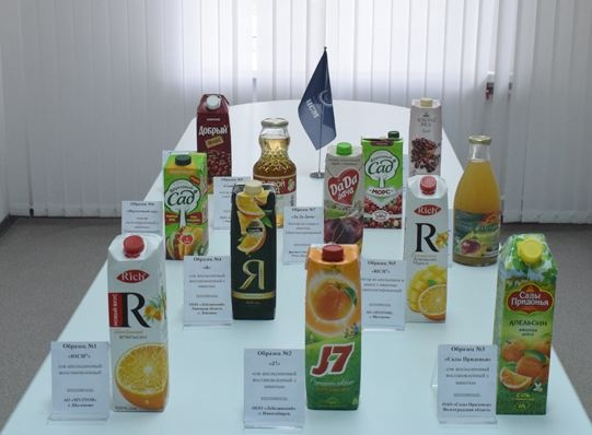 Эксперты проверили соки и морсы из магазинов Красноярска