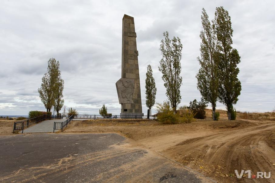 Мемориал на Лысой горе когда-нибудь может получить танкодром и канатную дорогу на остров Сарпинский