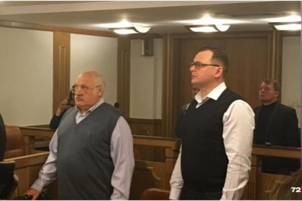В суде экс-спикер городской думы признал свою вину
