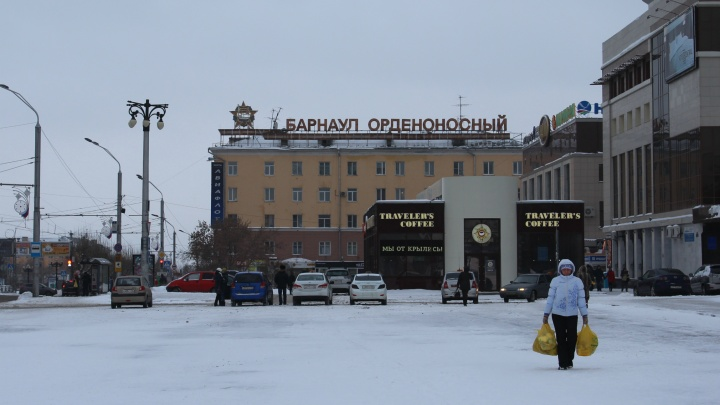 Томск и Барнаул предложили объединить с Новосибирском
