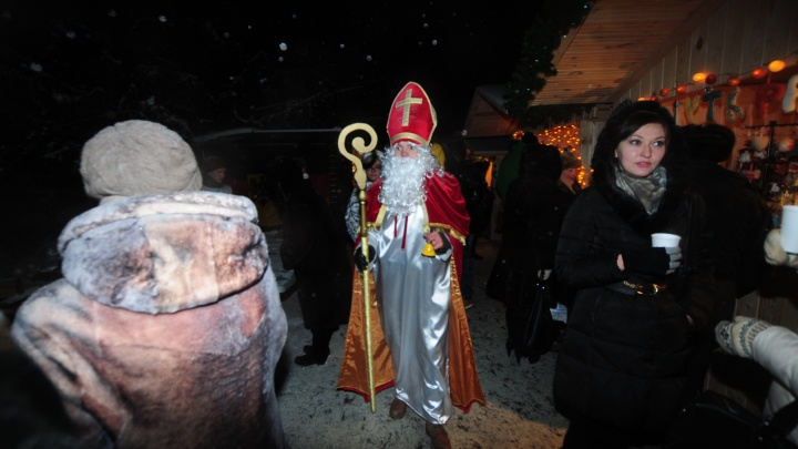 В екатеринбургских церквях и культурных центрах встретят европейское Рождество
