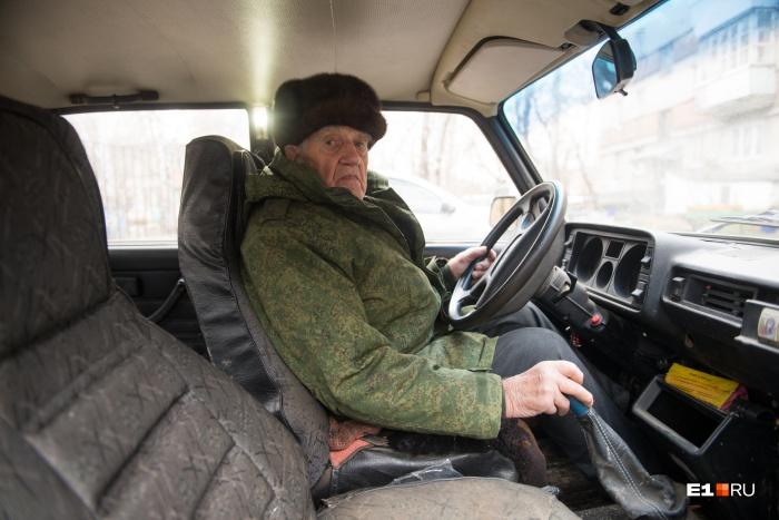Виктору Георгиевичу через полтора месяца исполнится 97 лет