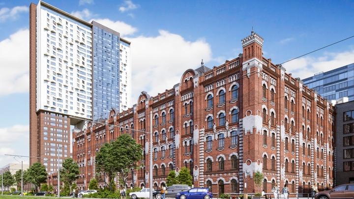 Стартовали продажи офисных помещений в уникальном историческом здании в центре Екатеринбурга