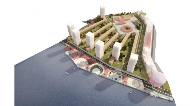 Высотки, парк и оранжереи: что предлагают построить на месте нефтебазы