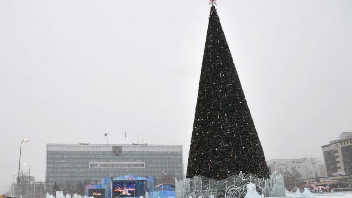 В Перми к Новому году построят 10 ледовых городков. Карта