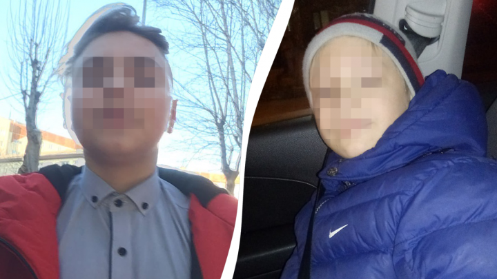 «Друзья задержали их в подъезде»: спустя сутки в Тюмени нашли двух подростков, сбежавших из дома