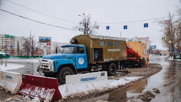 Улицу Ленина обещают открыть на этой неделе