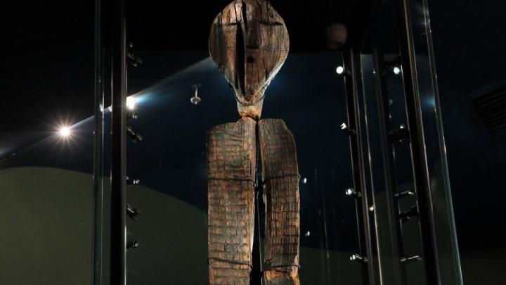 Немецкие ученые заявили, что Шигирский идол — древнейшее изображение дьявола