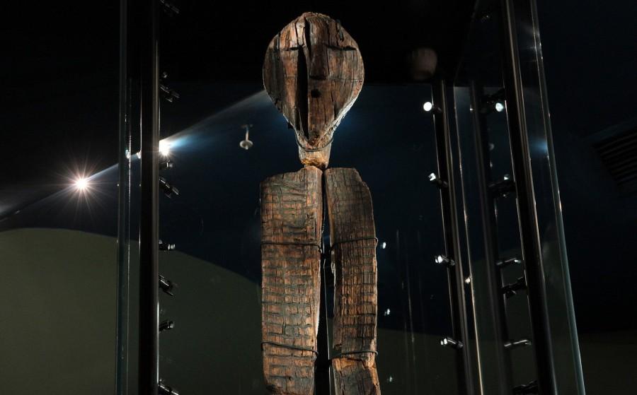 Деревянный Шигирский идол оказался вдвое старше египетских пирамид