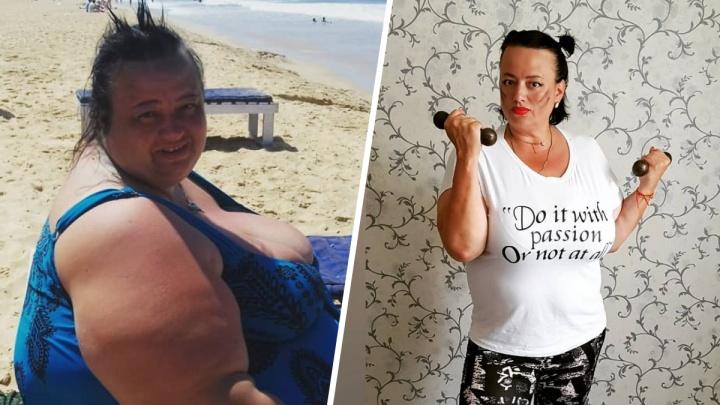 Минус 96 кг! Показываем фотографии удивительно похудевшей нижегородки