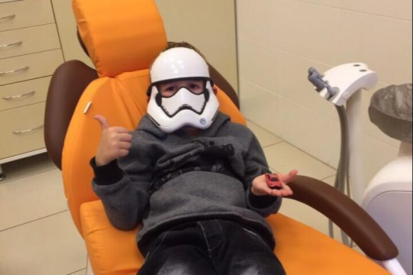 Вы часто водите ребенка на прием к стоматологу?