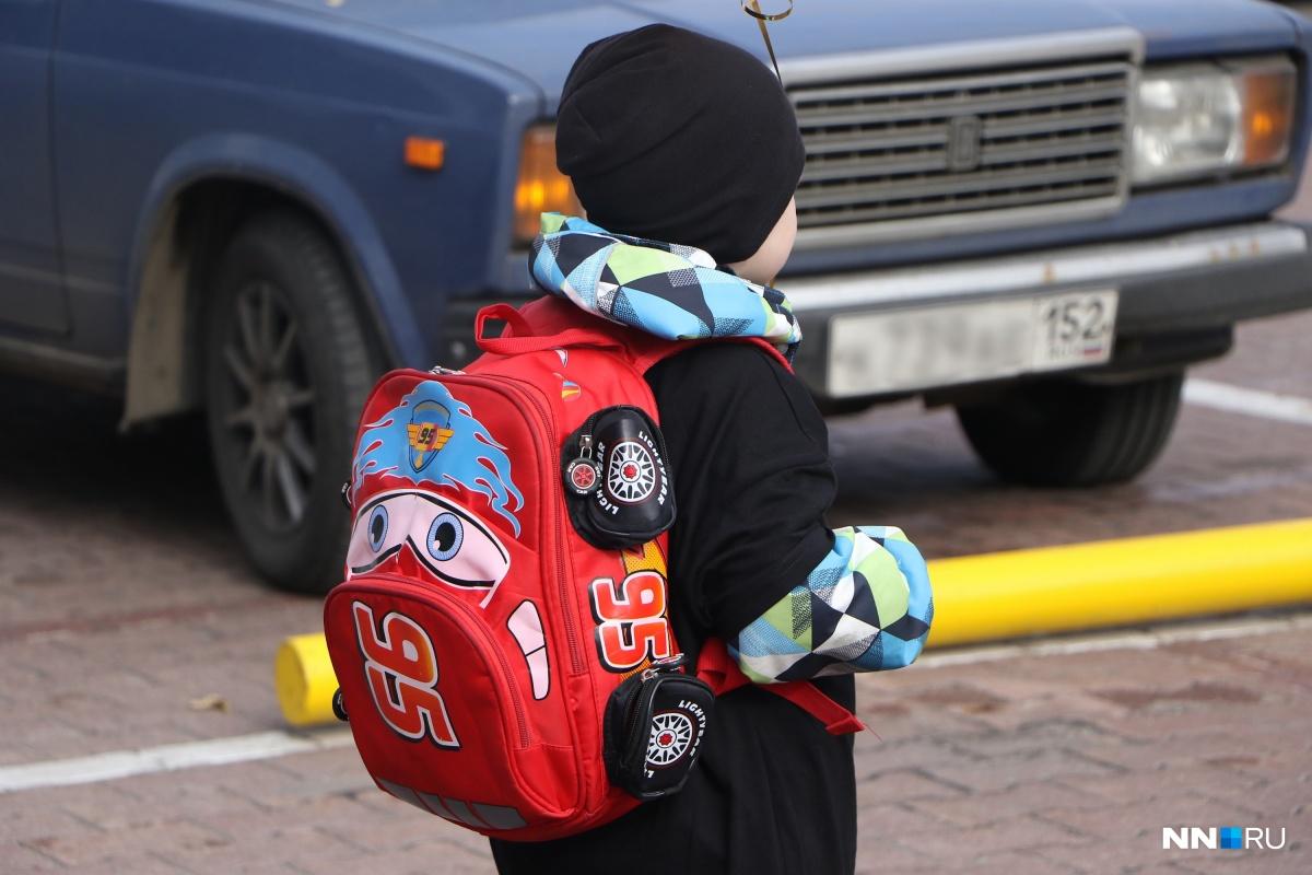Дзержинским учащимся запретили посещать школы с18октября