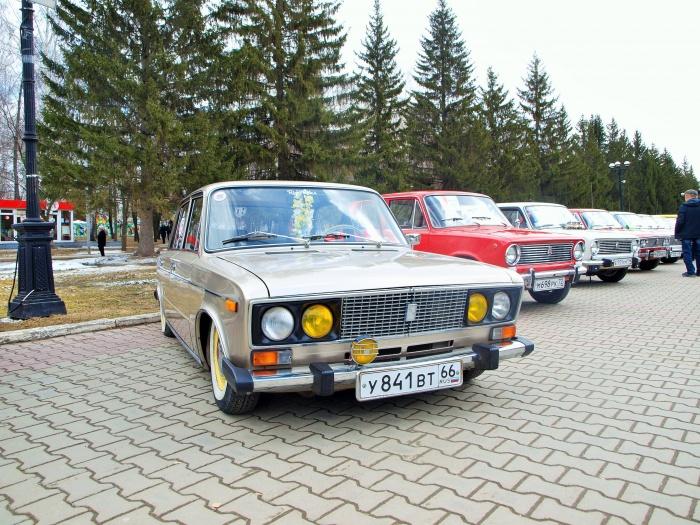 В ЦПКиО в эту субботу отметят день рождения легендарного автомобиля — ВАЗ-2101 «Жигули»