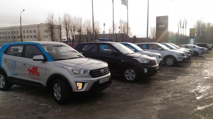 Машина на час: популярный в Москве каршеринг появился в Новосибирске