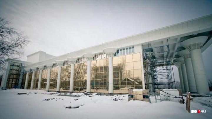Правительство Прикамья ищет подрядчика для сноса ДК «Телта»