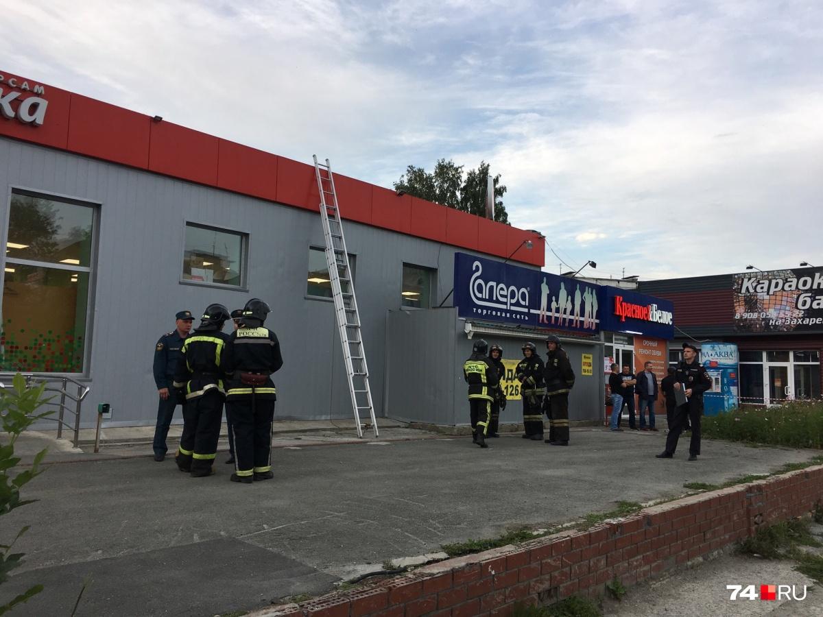 Происшествие случилось ближе к вечеру понедельника в магазине на улице Захаренко