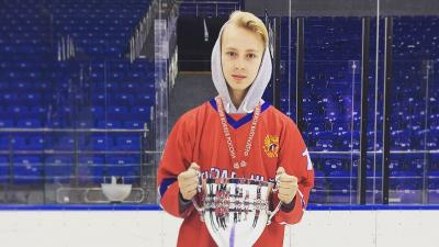 У ярославского хоккеиста перед вылетом на Юношеские Олимпийские игры обнаружили опасную болезнь