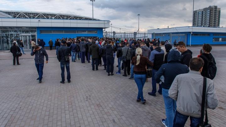 Волгоградский «Ротор» поднял цены на домашние матчи в новом сезоне