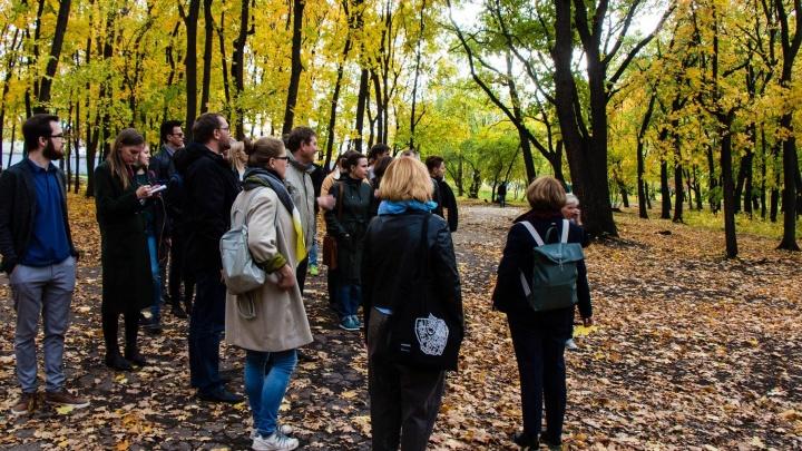 Жителей Самары просят подсказать, как нужно реконструировать Загородный парк