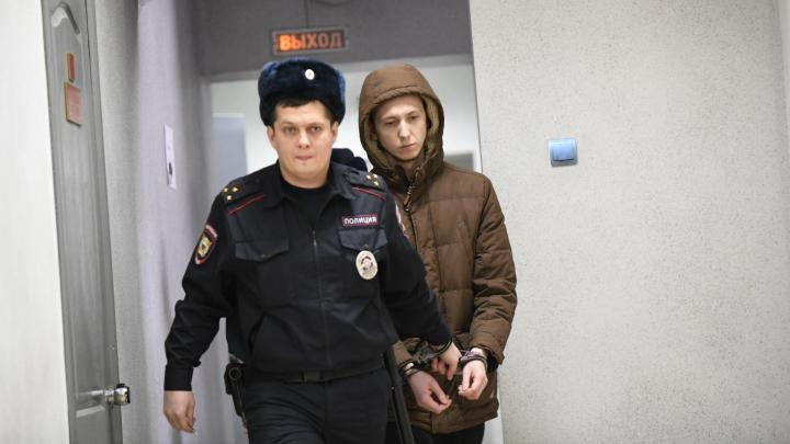 Владимир Васильев проведет в СИЗО еще два месяца: репортаж из суда по смертельному ДТП на Малышева