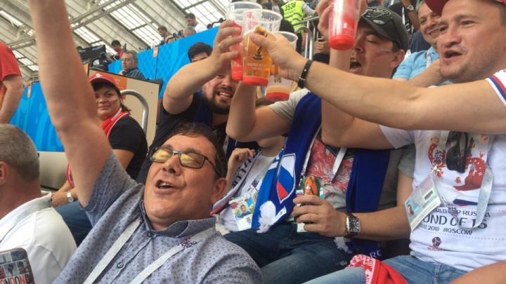 Впервые в истории! Как Уфа празднует победу России