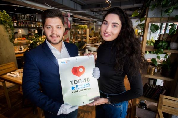 100 компаний, которые вошли в шорт-лист, уже получили свои дипломы победителей, но лучшего в каждой десятке выберут новосибирцы к 31 мая