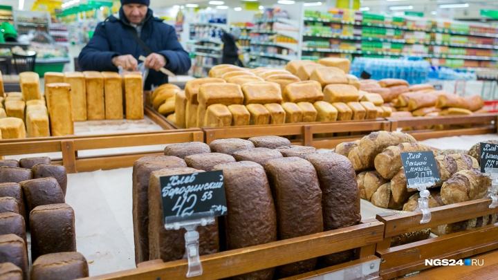 Хлеб пяти производителей из Красноярска проверили на плесень и липкость мякиша