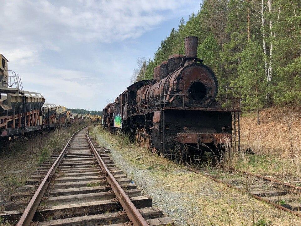 Маршрут выходного дня: отправляемся в экспедицию на Кладбище паровозов