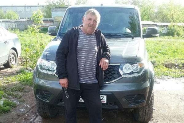 Сергей Терюхов ушел в гараж и не вернулся