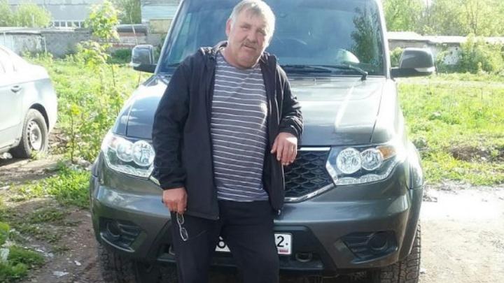 Пермяков просят помочь в поисках пропавшего 59-летнего мужчины