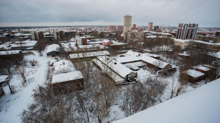 Во время чистки снега мужчина упал с крыши пятиэтажки на Тимирязева