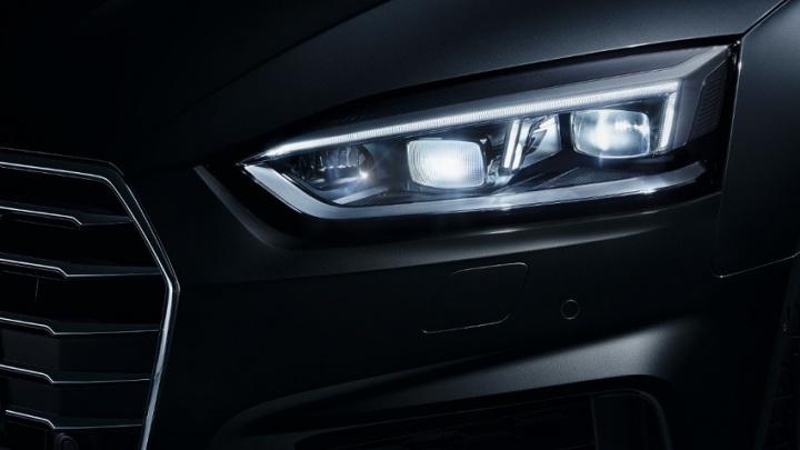 Увидеть первым: новый Audi A5 Coupe прибыл в Екатеринбург