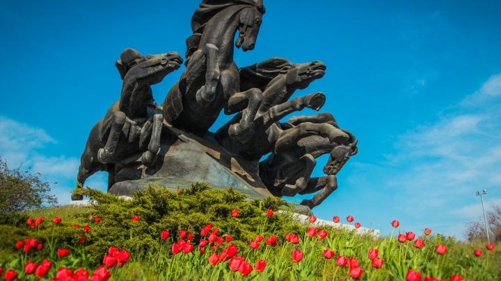Почти лето: рабочая неделя в Ростове будет солнечной и теплой