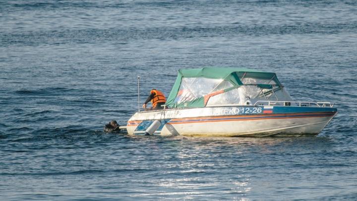 Купался с сыном: в Самаре на Волге утонул мужчина