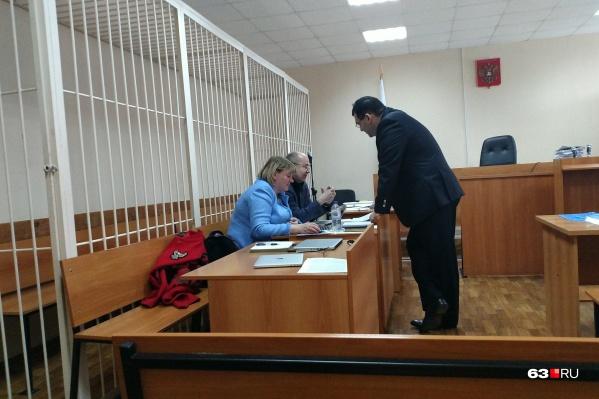 Гособвинение запросило для Альберта Навасардяна 4 года в колонии общего режима