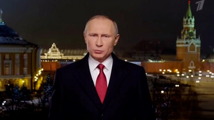 Впервые за 10 лет Владимир Путин поздравит омичей с Новым годом вовремя