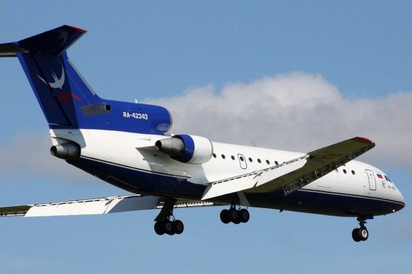 Рейсы из Новосибирска в Ижевск будут выполняться с 28 ноября