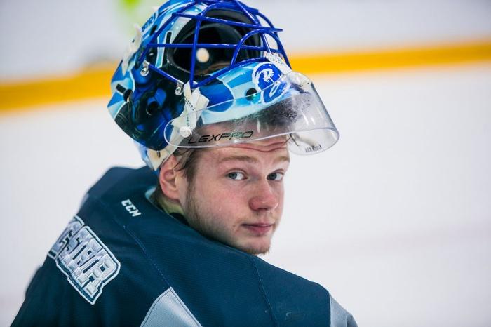 Вратарь Алексей Красиков оказался в числе приглашённых в олимпийскую сборную